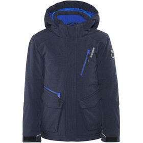 Icepeak Rick Softshell Jacket Boys dark blue